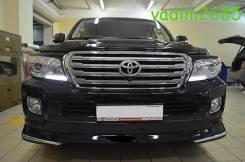 Обвес кузова аэродинамический. Toyota Urban Cruiser Toyota Land Cruiser. Под заказ