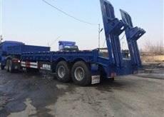 Tongyada. Полуприцеп- трал CTY9380TDP, 60 000 кг.
