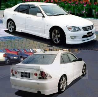 Накладка на бампер. Toyota Verossa Toyota Altezza. Под заказ