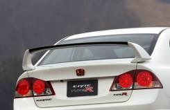 Накладка багажника. Honda Civic