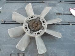 Вентилятор охлаждения радиатора. Toyota Land Cruiser, FJ80, FJ80G Двигатель 3FE