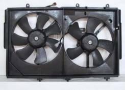 Вентилятор охлаждения радиатора. Mitsubishi Outlander