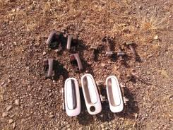 Ручки дверные и стопора на двери ипсум 10 кузов. Toyota Ipsum