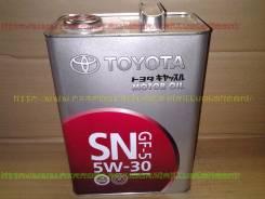Toyota. Вязкость 5W30, гидрокрекинговое