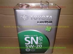 Toyota. Вязкость 5w20, гидрокрекинговое. Под заказ