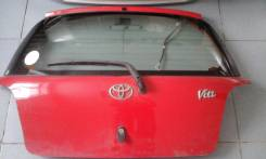Стекло заднее. Toyota Vitz, SCP10