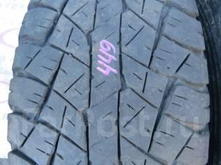Dunlop Grandtrek AT2. Грязь AT, износ: 10%, 2 шт