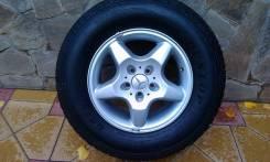 Комплект колес Mercedes-Benz 255/65R16 шины Dunlop Grandtrek. 8.0x16 5x112.00