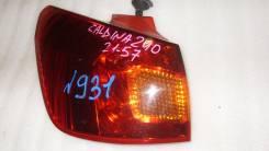 Стоп-сигнал. Toyota Caldina, AZT246, ST246, AZT241, ZZT241 Двигатели: 1ZZFE, 3SGTE, 1AZFSE