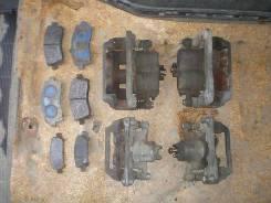 Суппорт тормозной. Subaru Forester, SF5