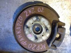 Ступица. Toyota Funcargo, NCP20