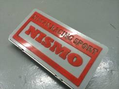 Табличка. Nissan Sports