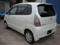 Обвес кузова аэродинамический. Nissan Moco