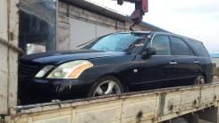 Дверь боковая. Toyota Mark II Wagon Blit, JZX110W