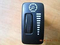 Реостат подсветки щитка приборов. Toyota Land Cruiser Prado, TRJ125, RZJ120, KDJ125, TRJ120, GRJ120, GRJ121, KZJ120, GRJ125, VZJ125, KDJ121, KDJ120, V...