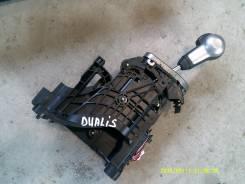 Селектор Nissan Dualis NJ10 MR20DE. Nissan Dualis, NJ10 Двигатель MR20DE