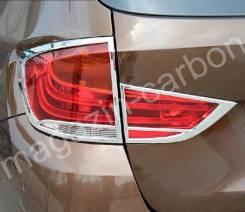 Накладка на стоп-сигнал. BMW X1, E84. Под заказ