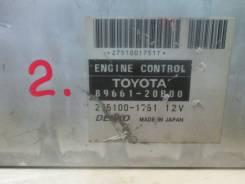 Блок управления двс. Toyota Premio, ZZT240 Toyota Allion, ZZT240 Двигатель 1ZZFE