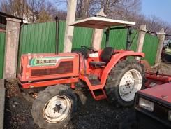Hinomoto N329. Трактор 4WD