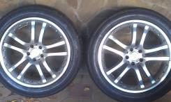 Комплект колес Merсedes (Brabus) 275/45R20 110V 4шт Nexen Roadian HP S. 9.0x20 5x112.00 ET35