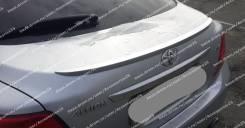 Спойлер. Toyota Allion, NZT260, ZRT260, ZRT261, ZRT265