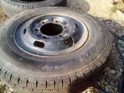 Продам диски диаметр 15, отверстий 6, на исузу Эльф nhr69 м. Кантер. 6x170.00, ЦО 133,0мм.