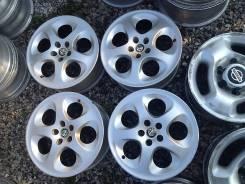 Alfa Romeo. 6.5x16, 5x98.00, ET41.5, ЦО 58,1мм.