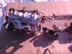 Коллектор впускной. Nissan Bluebird, ENU14, EU14 Двигатель SR18DE