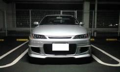 Передний бампер D-Speed для Toyota Levin 111