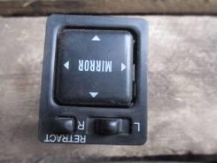 Блок управления зеркалами. Toyota Carina, AT211 Двигатель 7AFE