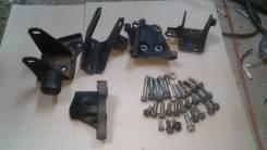 Крепление радиатора. Toyota Caldina, ST215G, ST215W, ST215 Двигатель 3SGTE