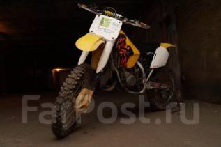Suzuki RM 125. 125 куб. см., исправен, птс, с пробегом
