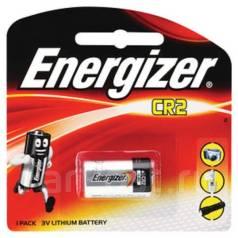 Литиевый элемент питания (батарейка) Energizer CR2, 3V