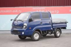 Kia Bongo III. KIA Bongo III 2014г. 4x4 с тентом, 2 500 куб. см., 995 кг.