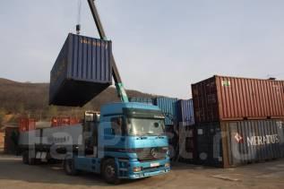 Услуги грузовика с манипулятором, перевозка контейнеров, гаражей