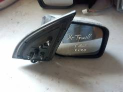 Зеркало заднего вида боковое. Nissan X-Trail, T30