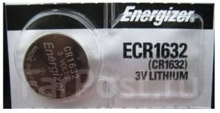 Литиевый элемент питания (батарейка) SONY CR1632