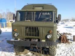 ГАЗ 66. Продается фургон , 4 250 куб. см., 2 300 кг.