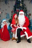 Фотосъемка новогоднего утренника в детском саду или школе