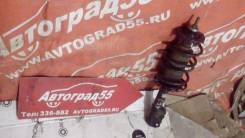 Стойка амортизатор пружина Honda Fit Хонда Фит 2001-07г. в.