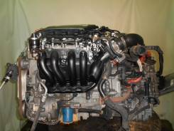 Контрактный б/у двигатель + кпп Honda LDA