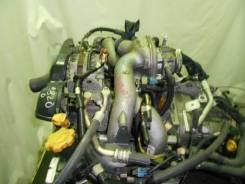 Контрактный б/у двигатель + кпп EJ204 на Subaru