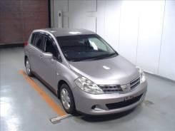 Nissan Tiida. HR15