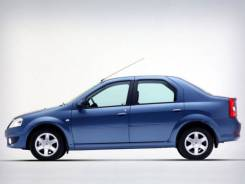 Дверь боковая. Renault Symbol Renault Megane Renault Logan