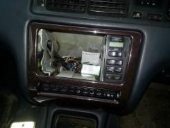 Консоль панели приборов. Toyota Crown Двигатели: 2JZFE, 2JZGE, 2JZFSE