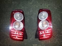 Стоп-сигнал. Nissan Micra, K12 Nissan March, YK12, BNK12, BK12, AK12, K12 Двигатели: CR12DE, CG12DE, CR14DE, CGA3DE, CR10DE, HR15DE