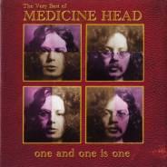 "CD Medicine Head ""The very best 1971-74"" 2008 England"