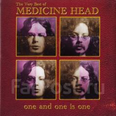 "CD Medicine Head ""The very best 1971-74"" 2008 England"