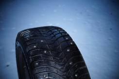 Michelin Latitude Tour. Зимние, без шипов, износ: 40%, 2 шт