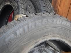 Bridgestone Blizzak Revo GZ. Зимние, 2009 год, износ: 10%, 4 шт